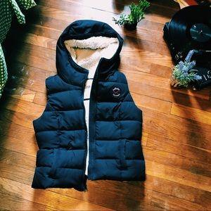 Hollister Winter Vest Sleeveless ♡
